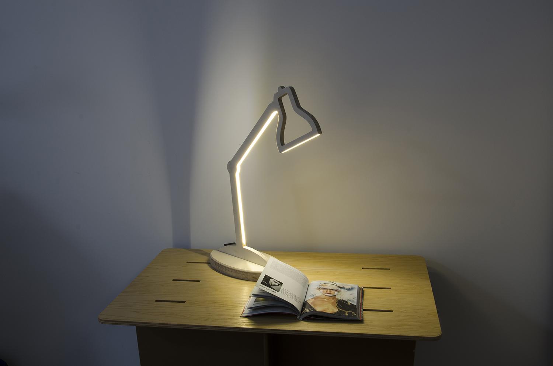Настольный светильник «Вудксар»